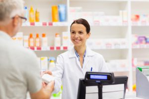 Pharmacie client